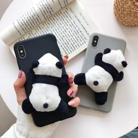 Samsung A20 A10 A50 A30 A40 8 s A80 A20 A10 E 3D panda Phone Case