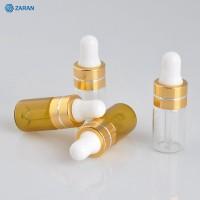Ready Glass Tube Portable Empty Perfume Atomizer Vial Bottle 3ml