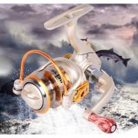 PROMO TERBARU Gulungan pancing DE150 Metal fishing DEBAO - KL55 IMPOR