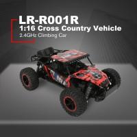 Mainan Mobil Off-Road RC 2.4GHz Skala 1: 16 untuk Anak Laki-Laki