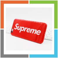 DQ541 Case Casing Supreme Softcase Glossy Iphone 7 PLUS RED