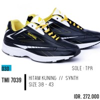 PROMO sneakers pria sepatu sneaker tali cowo ori garsel TMI 7039