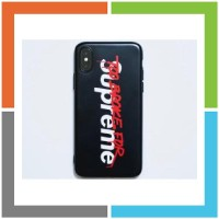 OI698 Case Casing Supreme Softcase IMD Dove Iphone 7 PLUS BLACK