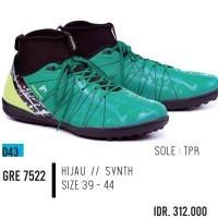 PROMO sepatu sport pria sepatu bola futsal ori garsel GRE 7522