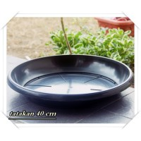 Tatakan 30cm Pot Plastik 40cm 40 cm 1 lusin 12pcs Murah Grosir