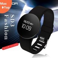 Sanda Smartwatch dengan Fungsi Telepon / Reminder / Remote Kamera