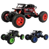 Mainan RC Mobil Truk Monster Off-Road 2.4GHz Skala 1: 18 qypi