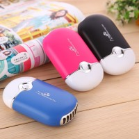 Mini Portable USB Rechargeable Hand Held Air Conditioner Summer