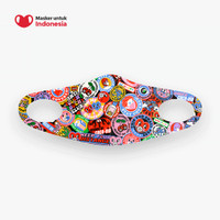 Mata x Masker untuk Indonesia