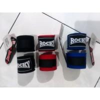Hand Wrap / Handwrap / Bandage Boxing MMA Muay Thai Murah ROCKY - Merah