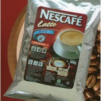NESCAFE LATTE BY NESTLE PROFESSIONAL ALA CAFE 500 GR