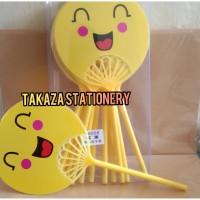 Pena Emoticon / emoji / pulpen / bolpen / ballpoint Kipas