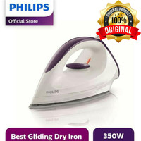 Setrika PHILIPS GC-160 Affinia ORIGINAL gosokan PHILIPS DRY IRON MURAH