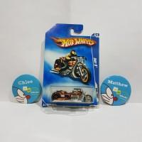 HOTWHEELS AIRY 8 UNGU MOTOR MOTORCYCLE HOT WHEELS