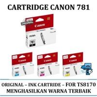 Tinta Cartridge Canon 781 - Original