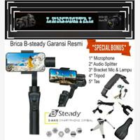 Brica B-Steady Bsteady 3-Axis Gimbal Stabilizer (Moza,Zhiyun,Mobile2)