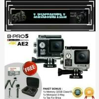 Brica B-Pro5 Alpha Edition Mark ll (Brica AE2 4K) Free 32GB Tas 3Way