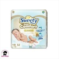 SWEETY Comfort Gold Popok Perekat NewBorn NB52 / NB 52