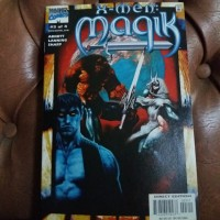 X-Men : Magik 3 of 4