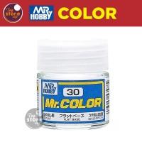 MR Color C30 - Flat Base - MR Hobby Gundam Model Kit Airbrush Paint