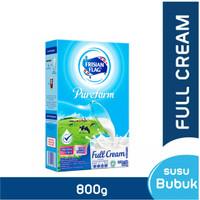 Susu Bubuk Frisian Flag Bendera Purefarm Full Cream isi 800g Kotak