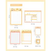 Life Adventure Memo Paper Collection / Kertas Memo / Kertas Catatan