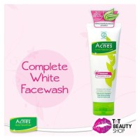 Acnes Face Wash Complete White