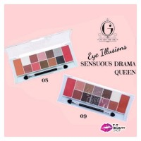 [NEW COLOR] Madame Gie Eyeshadow Sensous Drama Queen