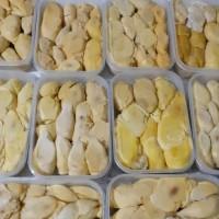 Durian Medan beku berkualitas manis legit,