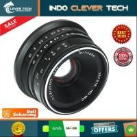 7Artisans 25mm f/1.8 APS-C For Fujifilm X-A10 X-A3 -
