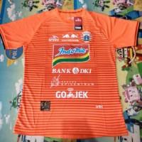 Jersey Persija Home 2019 Liga 1 Shope Oren Printing Terbaru GRADE ORI