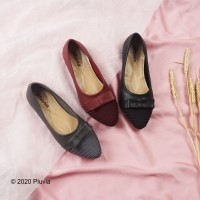 Pluvia - SILVIA Sepatu Flat Shoes Wanita