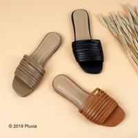 Pluvia - ZENITH Sandal Flat Wanita