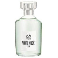 NO BOX The Body Shop White Musk L'EAU EDT 60ml