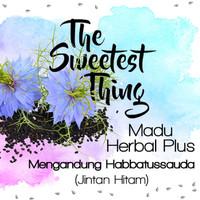 Madu Herbal Plus (Honey with Habbatussauda Extract) - Netto 285 gram