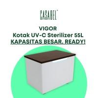 UV Box / UV Sterilizer Box / UV Sterilisasi / Kotak Steril khusus JTR