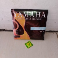 senar gitar akustik Yamaha bronze fb12