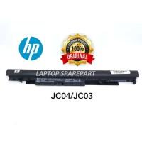 Baterai Original Hp 14-BS003TU 14-BS003TX 14-BS004TU JC04 JC03