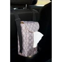 Technozio Tissue Gantung/Tissue belakang jok motif gucci/Tissue Mobil