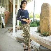 YU- Set Kebaya Bali Brokat semi sabrina, kebaya hijab