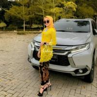 YU-SET Kebaya Long Lace brokat Sofia | kebaya hijab, kebaya muslim