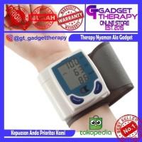 Taffware Tensimeter Digital Gelang Alat Tensi Darah Pintar