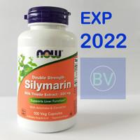 Now Foods Silymarin Milk Thistle Extract 300 mg isi 100 VegCaps