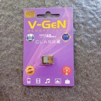 Memori handphone 8GB 8 GB micro SD card V Gen memori hp memori card