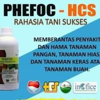 Obat Kutu Obat Ulat Obat Hama Pestisida Insektisida Tanaman PHEFOC HCS