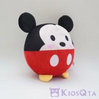 Boneka Mickey Mouse Bentuk Bola Bulat TERBARU