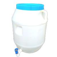 wastafel portable tong air / gentong + kran / tempat mencuci tangan