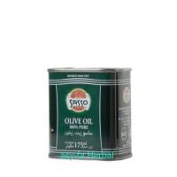 Minyak Zaitun Sasso Kaleng 175 ml Olive Oil Original