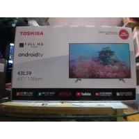 Toshiba 43Inch SMART ANDROID TV 43L5995