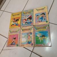 Bursa Komik 2nd Dragon Quest Rajawali Grafity